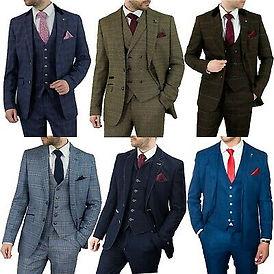 Mens-Cavani-Tweed-Peaky-Blinders-Check-3