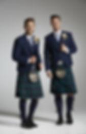 Highland wear kilt outifts