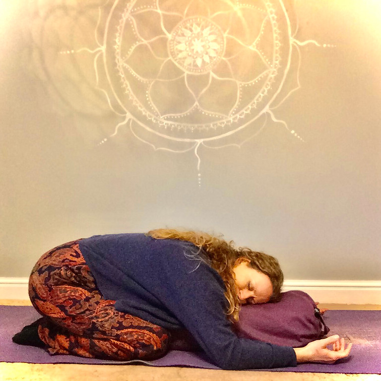 Restorative Yoga online