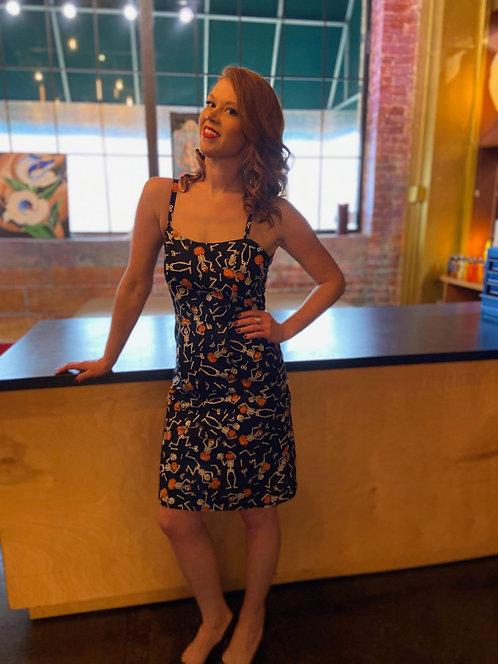 Spoopy Wiggle Dress