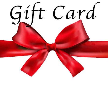 Gift Card - Beginner lessons