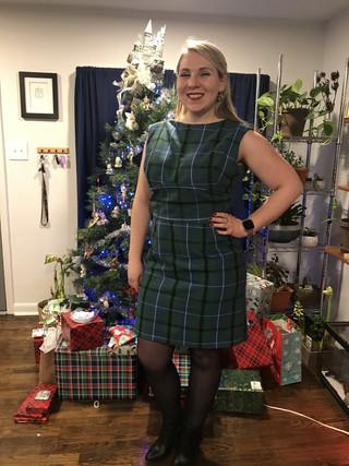 Present Dress - Green