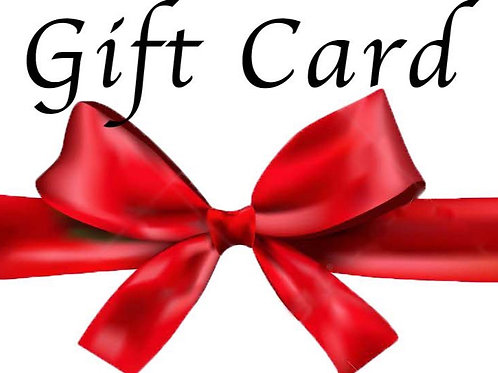 Gift Card - Advanced Lesson