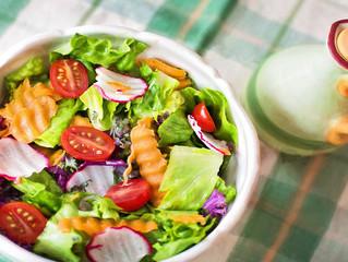 5 super molhos para sua salada!