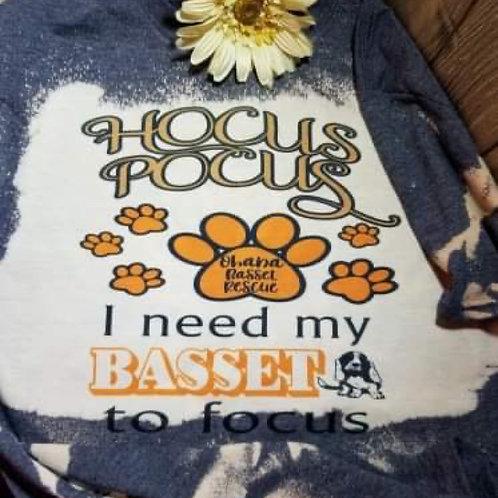 Hocus Pocus I Need My Basset To Focus