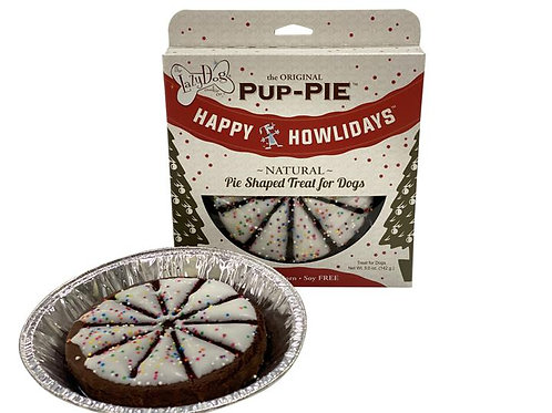 Happy Howlidays Pup-PIE