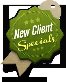 New Client Specials