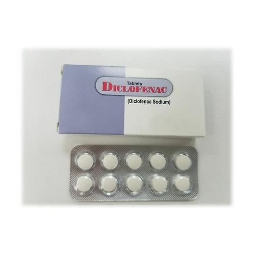 Generic Voltaren (Diclofenac, 50mg) x 10