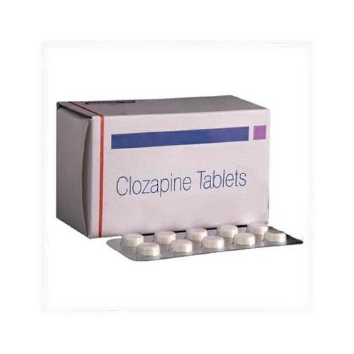 Generic Clozaril (Clozapine, 100mg) x 10