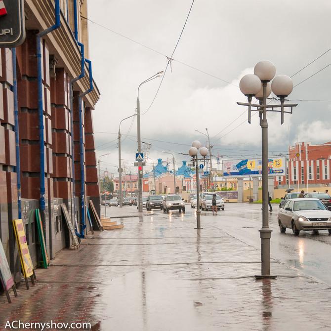 Один день в Томске