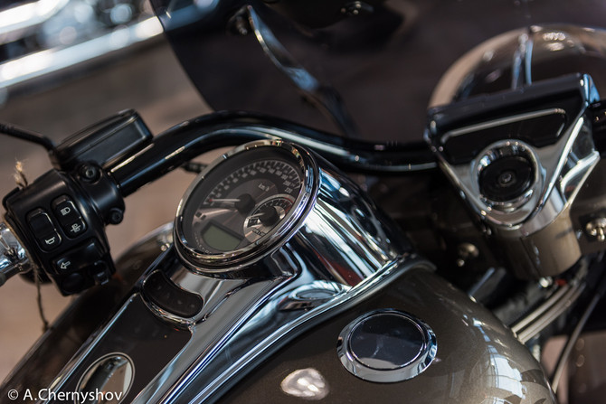 День открытых дверей в Harley-Davidson