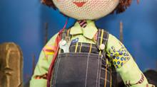 Живущие за стеклом  (Музей Новосибирского театра кукол)