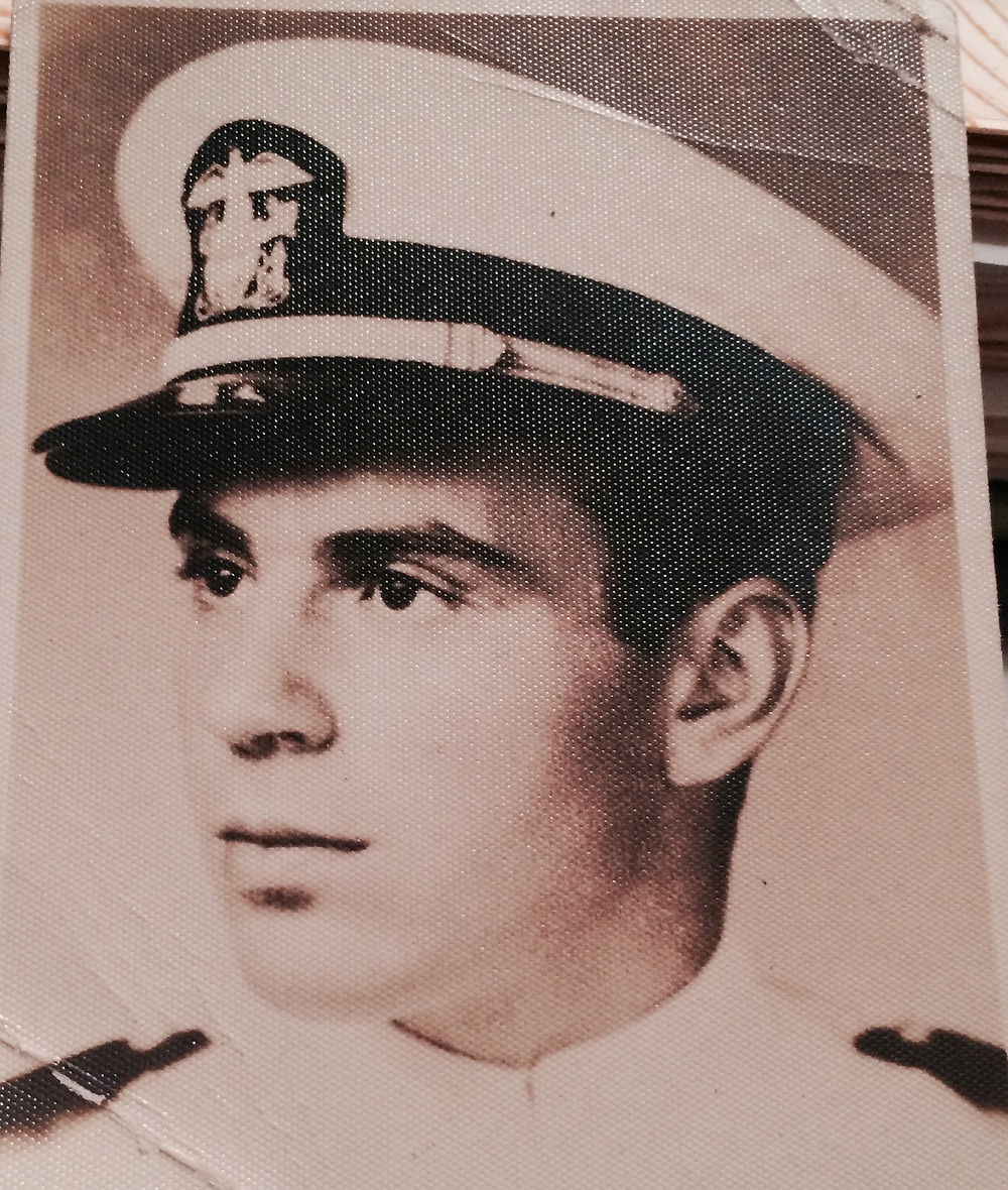 Flight Cadet Ensign Paul Chaplitsky
