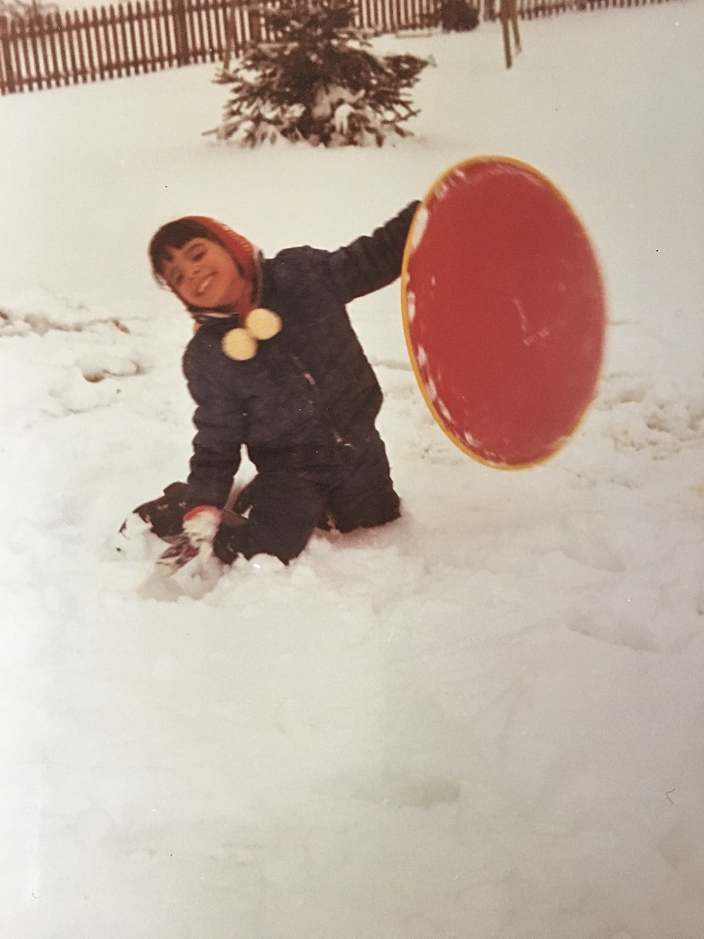 Me, back when I was weather-proof.
