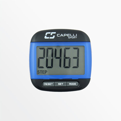 PEDOMETER WITH CLIP