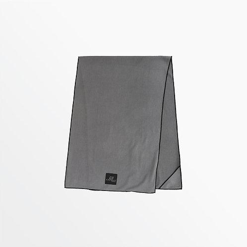 4 CORNER SLICK GRIP YOGA MAT TOWEL