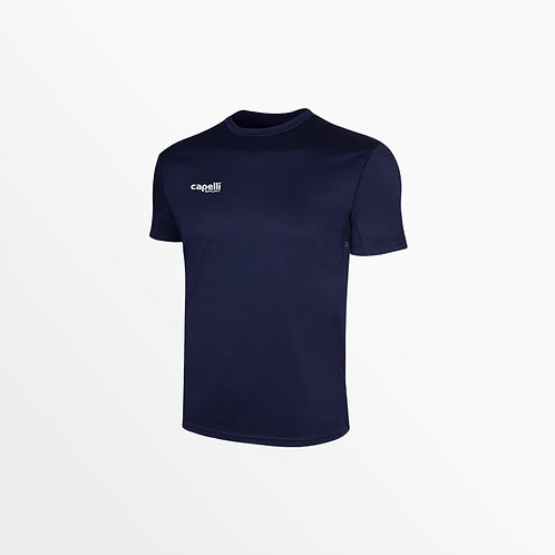 ADULT BASICS I SHORT SLEEVE TRAINING TOP