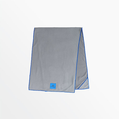 4 CORNER SLICK GRIP YOGA MAT TOWEL