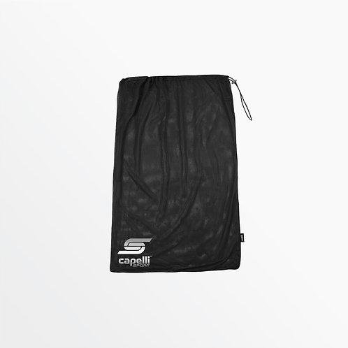 MESH DRAWCORD SOCCER BALL BAG