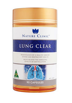 Nature Clinic Lung Clear Capsules