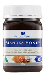 Nature Clinic Manuka Honey 500g