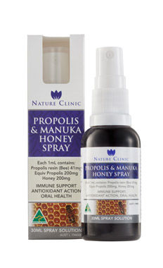 Nature Clinic Propolis & Manuka Spray