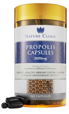 Nature Clinic Propolis Capsules