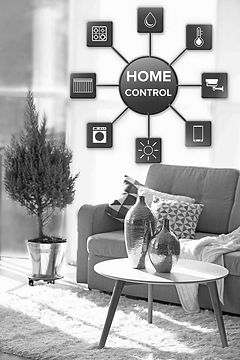 home control settings