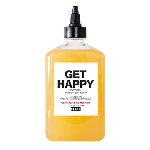 GET HAPPY Organic Bodywash