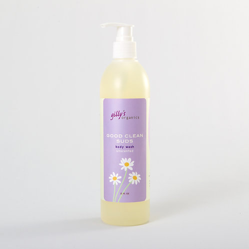 Good Clean Suds Body Wash