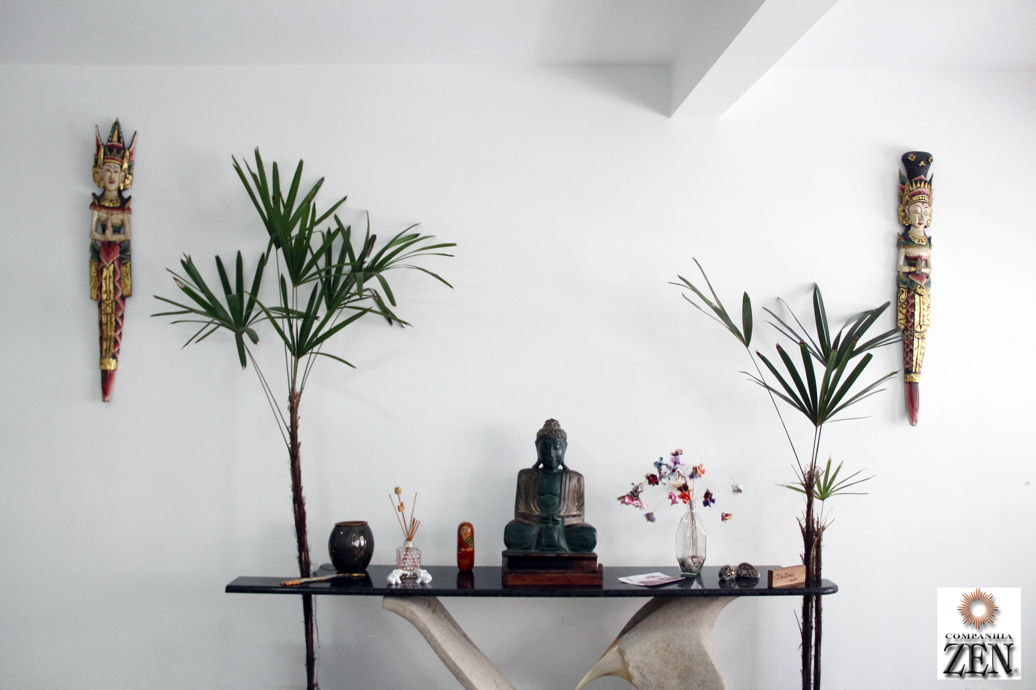Recepção Cia Zen SP