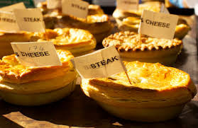 Where Did Pies Come From ?