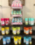Just in bath bombs and candles! All natu