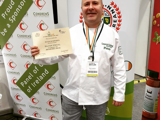 Chef Ireland Winner
