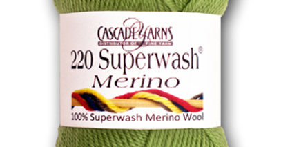 Cascade 220 Superwash Merino