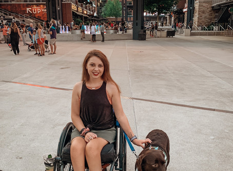 I Am Not Defined By My Disability