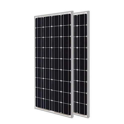 2.4 kW PV Solar Array & Roof Mounting Kit