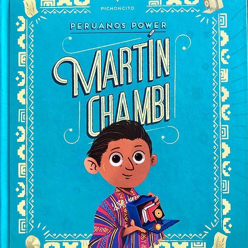 Peruanos power: Martín Chambi