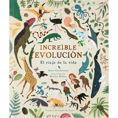 Increíble evolución: el viaje de la vida