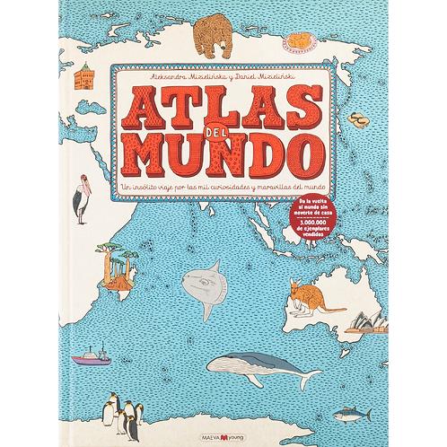 Atlas del mundo