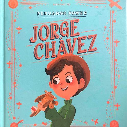 Peruanos power: Jorge Chavez