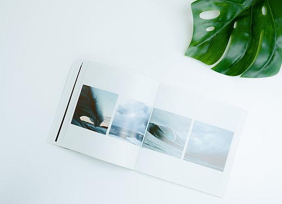 Interior book + magazine.