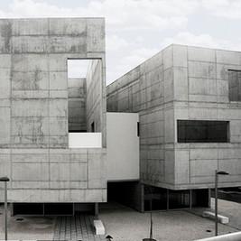 Obra Pública | Public Buildings   CENTRE DE SERVEIS MUNICIPALS D'EMPÚRIABRAVA 