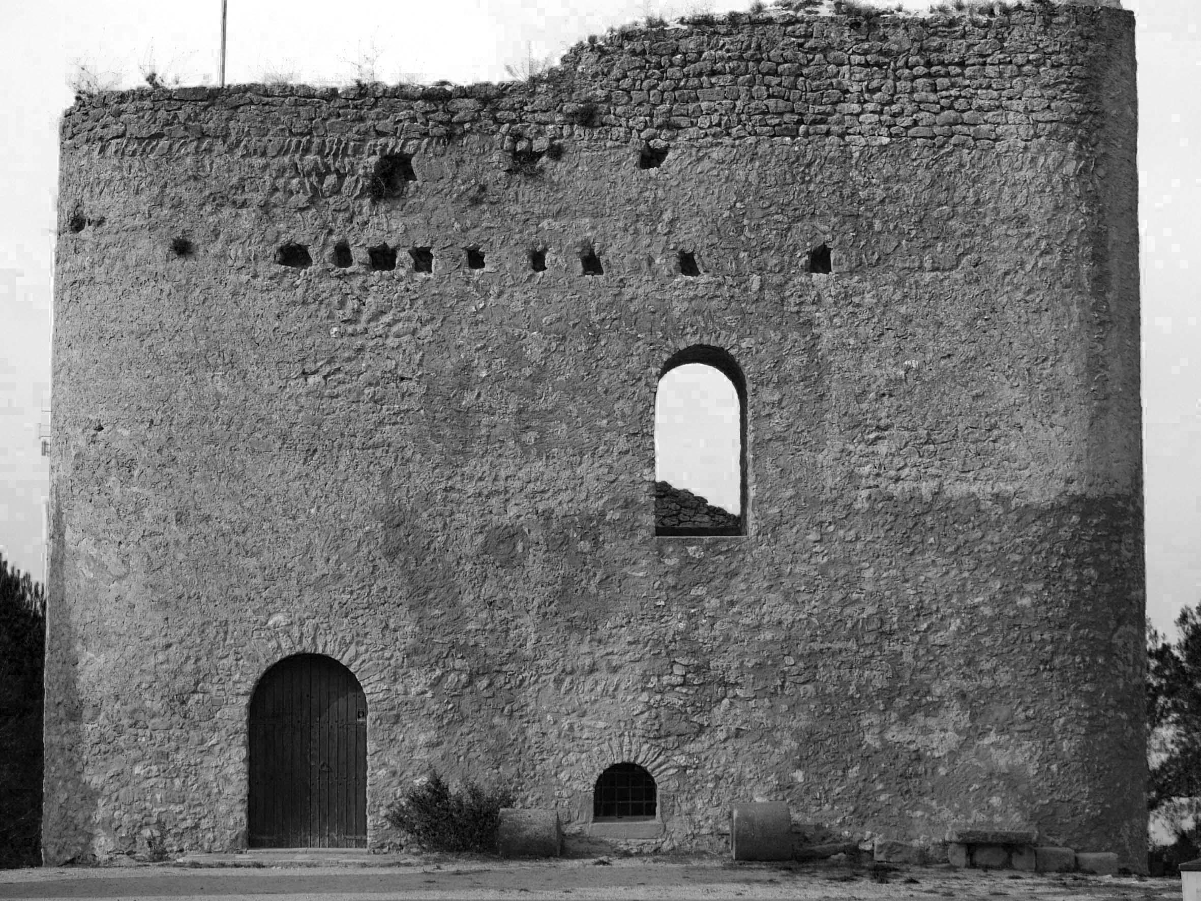 Restauració del castell de la Tossa