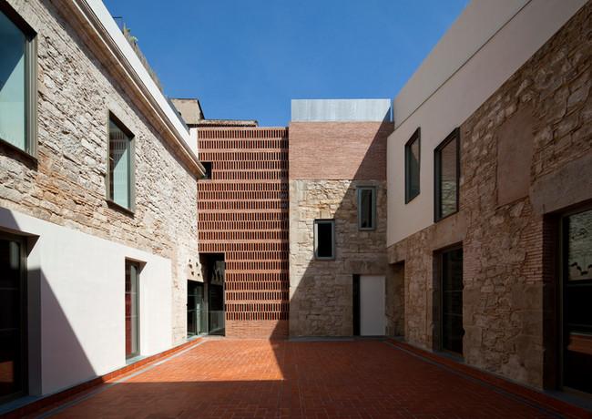 Rehabilitació de La Seca per a Fundació Brossa (fase 1)