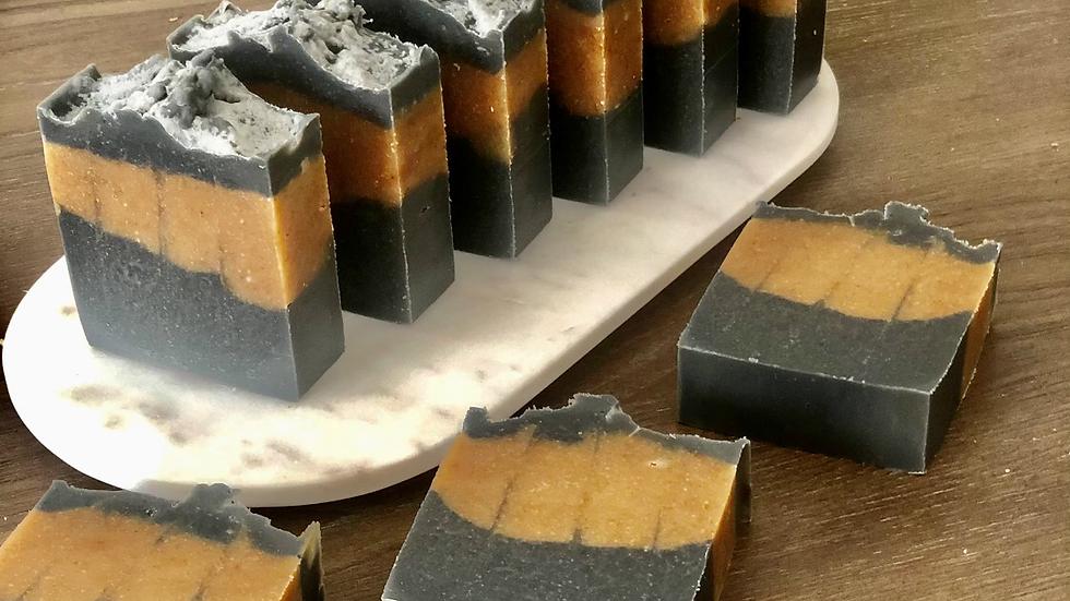 Charcoal & Turmeric Soap