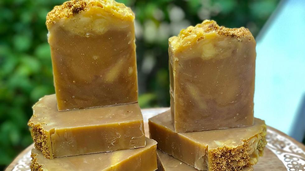 Honey Sandalwood Soap
