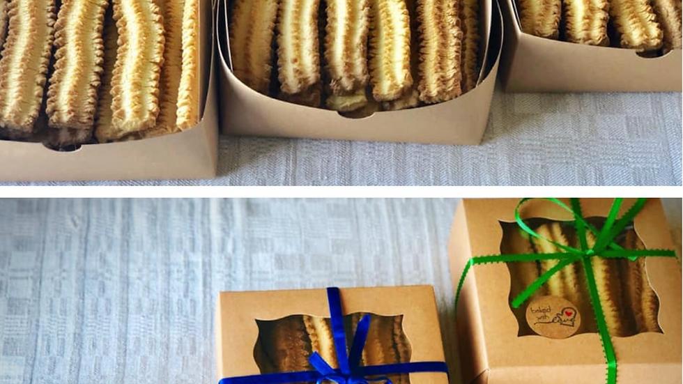 Sugar Cookie Gift Box