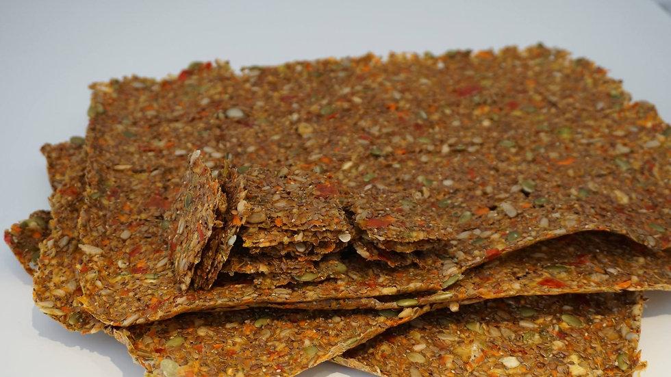 Multigrain Seeded Flatbread