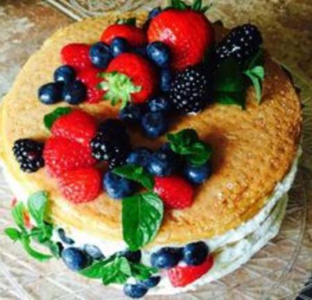 "Honey Cake ""Medutis Tortas"""